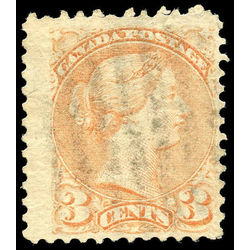 canada stamp 41xx queen victoria 3 1888 i 41 v vg 001