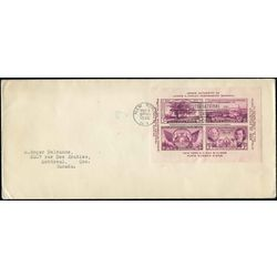 United states first day cover 778 sheet