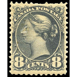 Canada stamp 44 queen victoria 8 1888 m vf 001