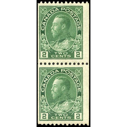 canada stamp 133pa king george v 1924 M VF 001
