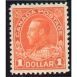 canada stamp 122iv king george v 1 1925