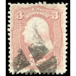 us stamp postage issues 85 washington 3 1867 u 001
