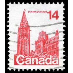 canada stamp 715t1 houses of parliament 14 1978