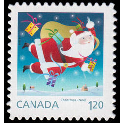 canada stamp 2799i santa with his magical bag 1 20 2014