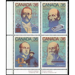Canada stamp 1138a canada day science and technology 2 1987