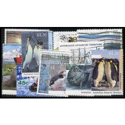 australian antarctic territory stamp packet