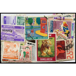 bangladesh stamp packet