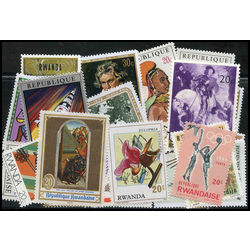 belgian colonies stamp packet