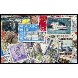 belgium stamp packet