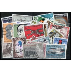 belgium pictorials stamp packet