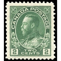 canada stamp 107a king george v 2 1924