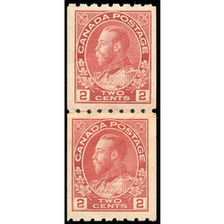canada stamp 124i king george v 1913