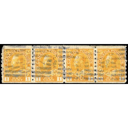 canada stamp 126bstrip king george v 1 1923