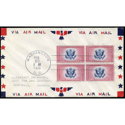united states first day cover ce2