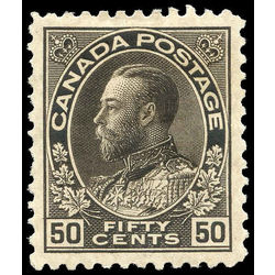 canada stamp 120ii king george v 50 1923