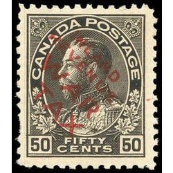 canada stamp mr war tax mr2di war tax 50 1915 m vfnh 001