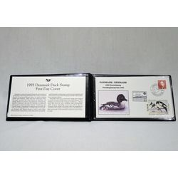 denmark and israel duck stamps