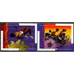 canada stamp 1520a commonwealth games vancouver 1994