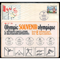 olympic souvenir series e individual sports