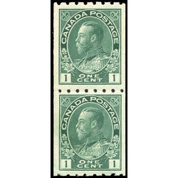 canada stamp 123pa king george v 1913