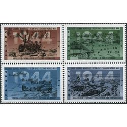 canada stamp 1540a second world war 1944 1994