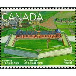 canada stamp 1549 museum behind king s bastion 43 1995
