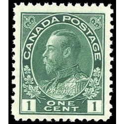 canada stamp 104c king george v 1 1913
