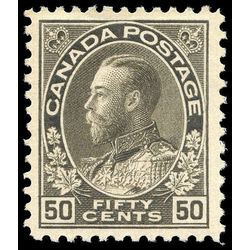 canada stamp 120ii king george v 50 1923 m vf 002