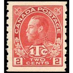 canada stamp mr war tax mr6 coil stamps 1916 m f vf 002