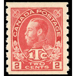 canada stamp mr war tax mr6 coil stamps 1916 m vf 003