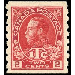 canada stamp mr war tax mr6ii war tax coil 1916 m vf 004