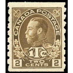 canada stamp mr war tax mr7a war tax coil 1916 m vf 003