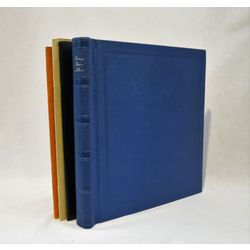 6 used mint sheet file books