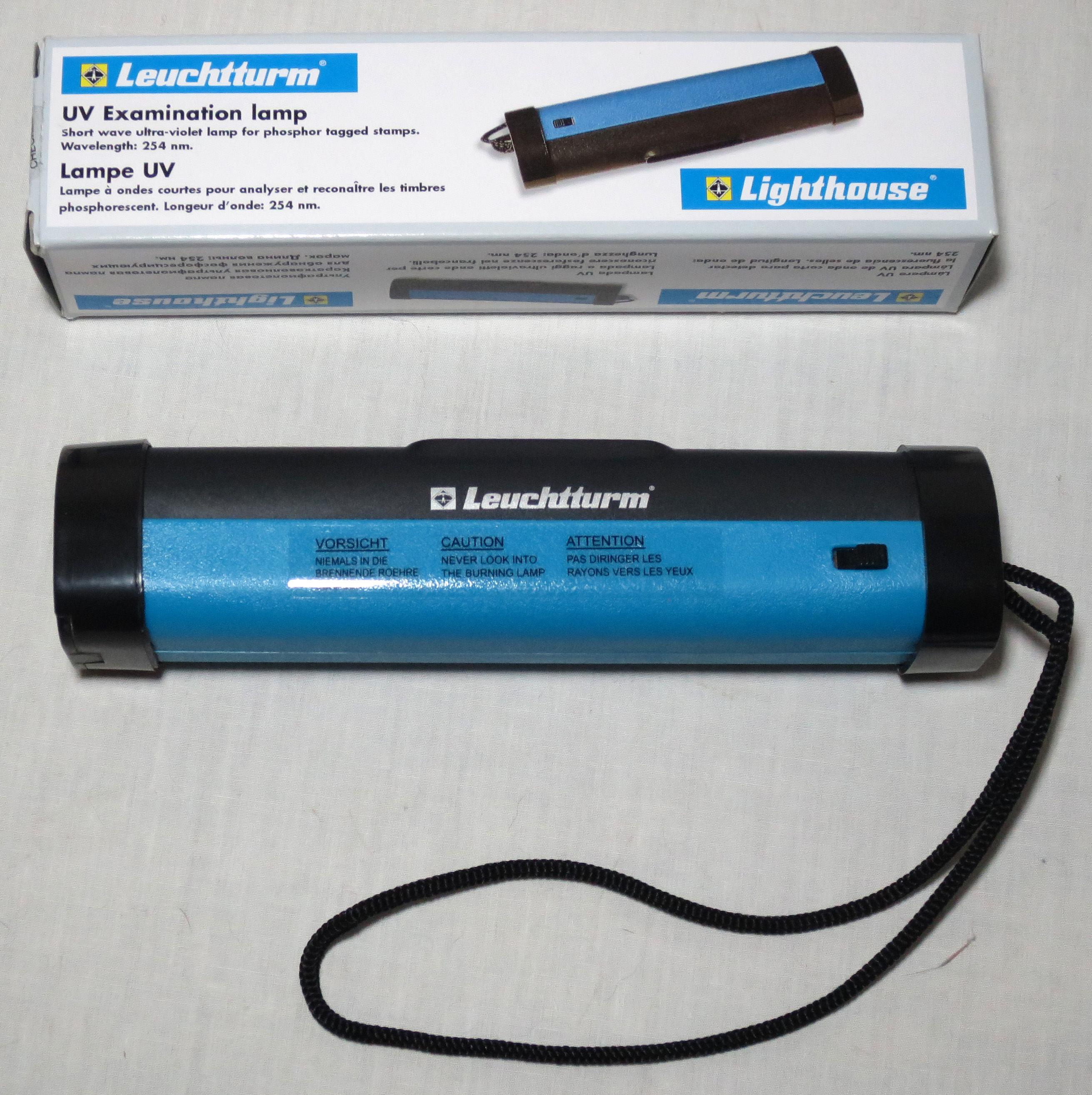 Buy Portable Short Wave Uv Lamp Arpin Philately