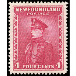 newfoundland stamp 189 prince of wales 4 1932