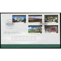 canada stamp 1903 tourist attractions 2001 fdc 001