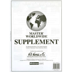 harris master worldwide annual supplements