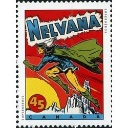 canada stamp 1581 nelvana drawing by adrian dingle 45 1995
