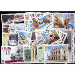 cuba stamp packet