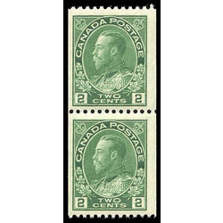 canada stamp 133pa king george v 1924