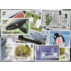 falkland islands dependencies stamp packet