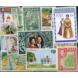 fiji stamp packet