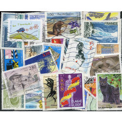 france pictorials stamp packet