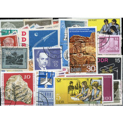 germany east stamp packet