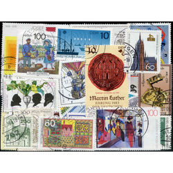 germany stamp packet