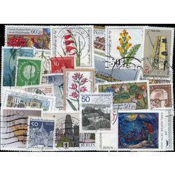 germany berlin stamp packet