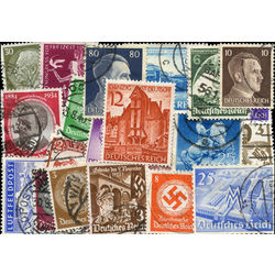 germany third reich 1933 1945 stamp packet