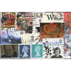 great britain stamp packet