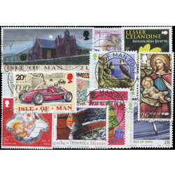 isle of man stamp packet