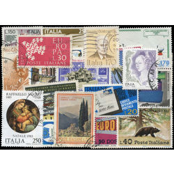 italy stamp packet
